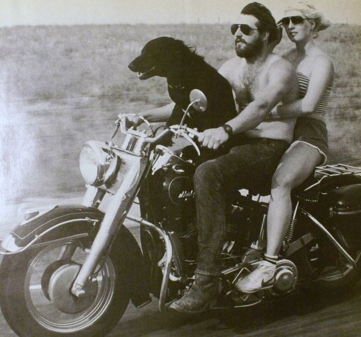 Maybe one day this will be me, jud and our dog Harley!!