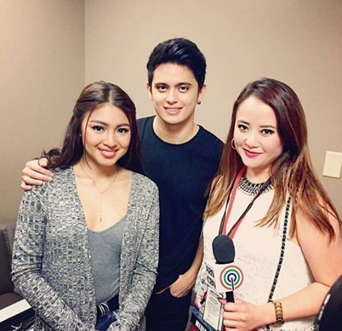 Feeling lucky to experience rare moments like this...Great concert with these two! #loveteamjadine #jadinehighonlove concert tour wraps up in Toronto today... Highlights soon on #balitangamerica #jadineforever #jamesreid #nadinelustre #onthewingsoflove ❤️❤️❤️ #JaDine #JaDineHighOnLoveToronto #JamesReid #NadineLustre © @rachellecr_ [STAFF-LG]