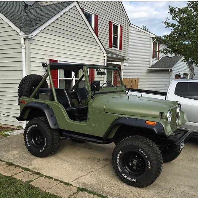 100+ best Jeep CJ5 & CJ7 images by John Blackfan on Pinterest | Jeep