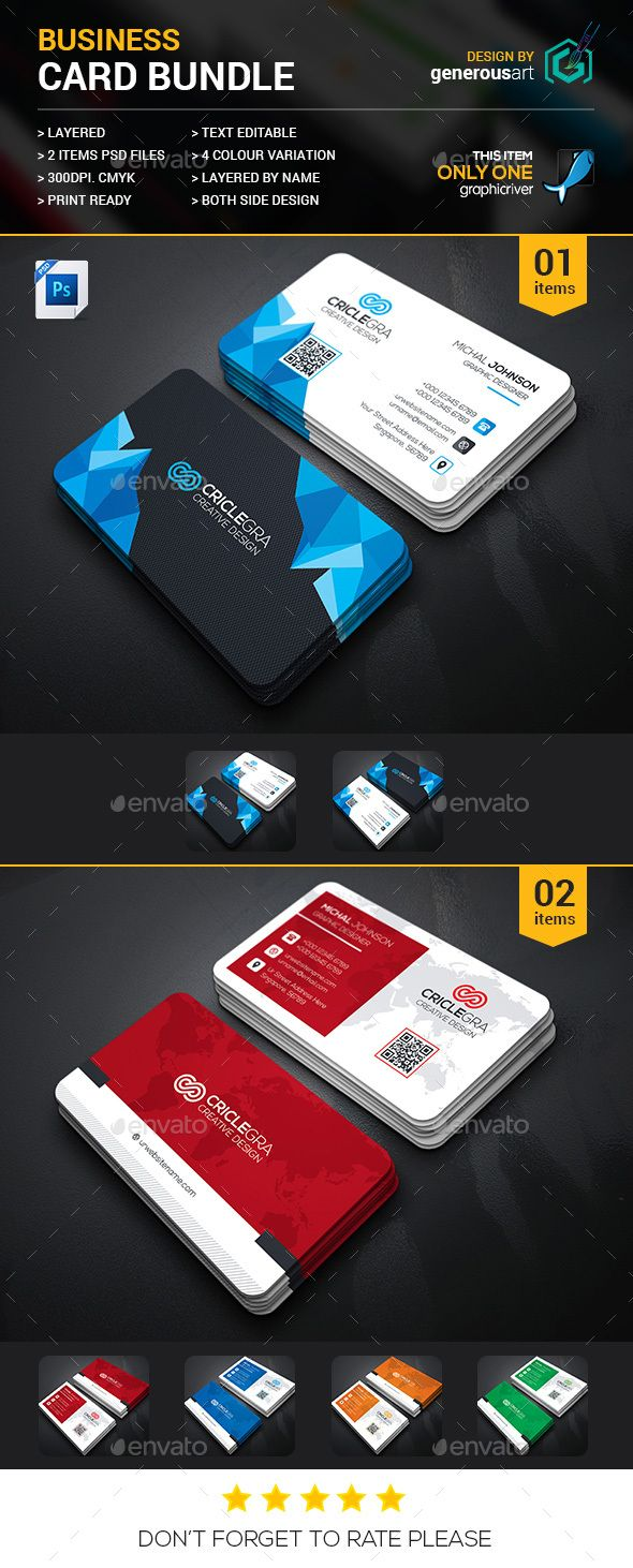 Bundle 2 in 1 — Photoshop PSD #blue #creative • Available here → https://graphicriver.net/item/bundle-2-in-1/16849255?ref=pxcr