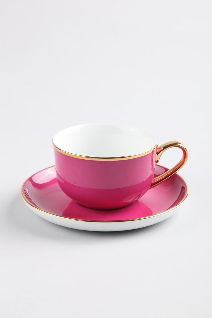 """Tea Party Set"" (Colour *Fluro Pink*) from ~CottonOn~ 