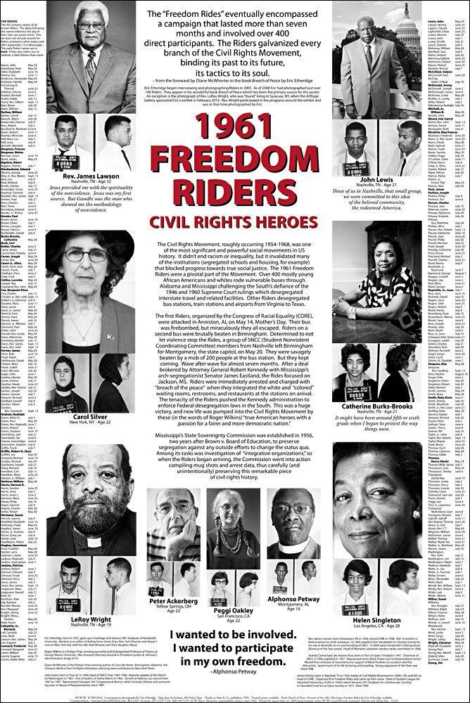 1961 Freedom Riders