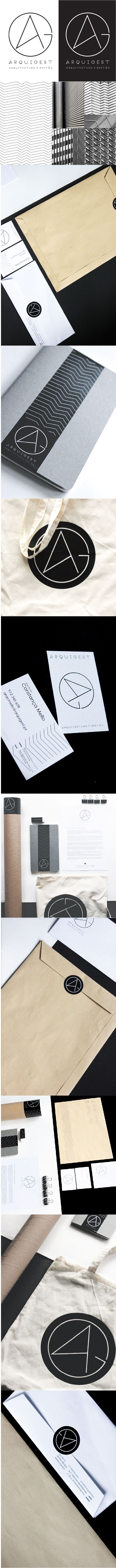 "Check out new work on my @Behance portfolio: ""Branding Arquigest // Atelier de Arquitectura"" http://on.be.net/1K1zL4J"