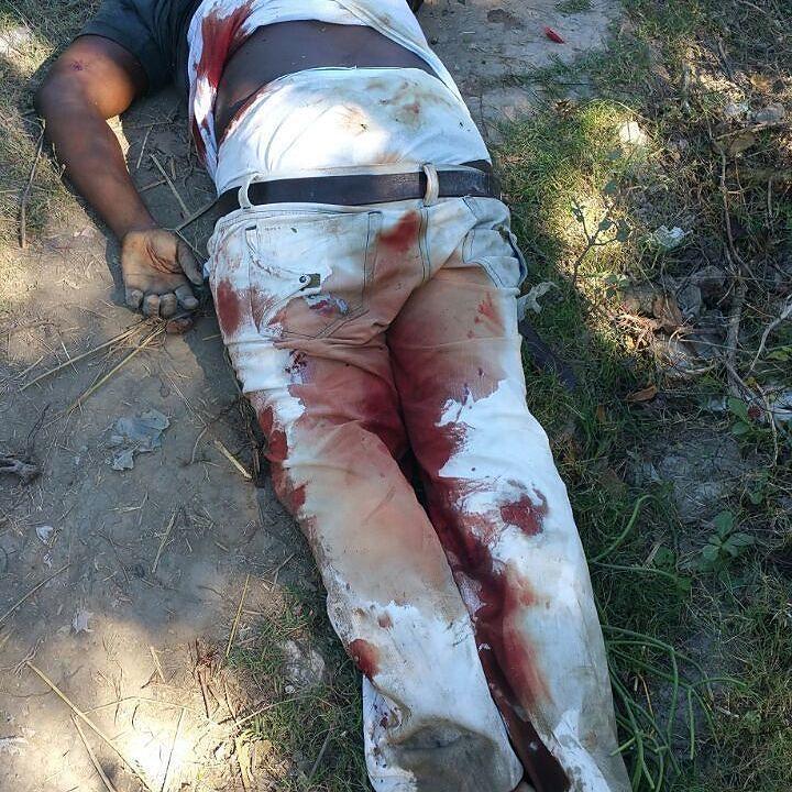 Vague de violences  dans les villes de province après la publication partielle des résultats des élections législatives.