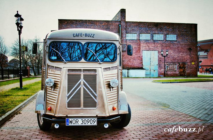 the most beautiful food truck in Gdansk!