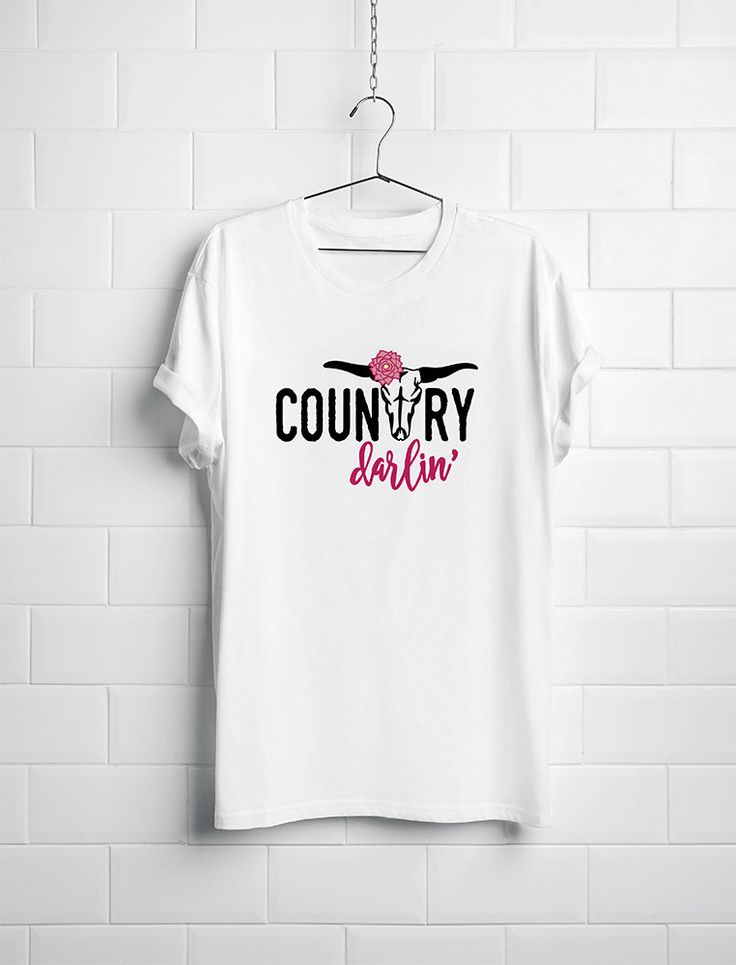 Country Darlin' Tee, Country Darlin' Shirt, Country Girl, Country Girl Shirt, Southern Girl, Southern Girl Shirt, Girls From The South, by TheSugarCreekShoppe on Etsy