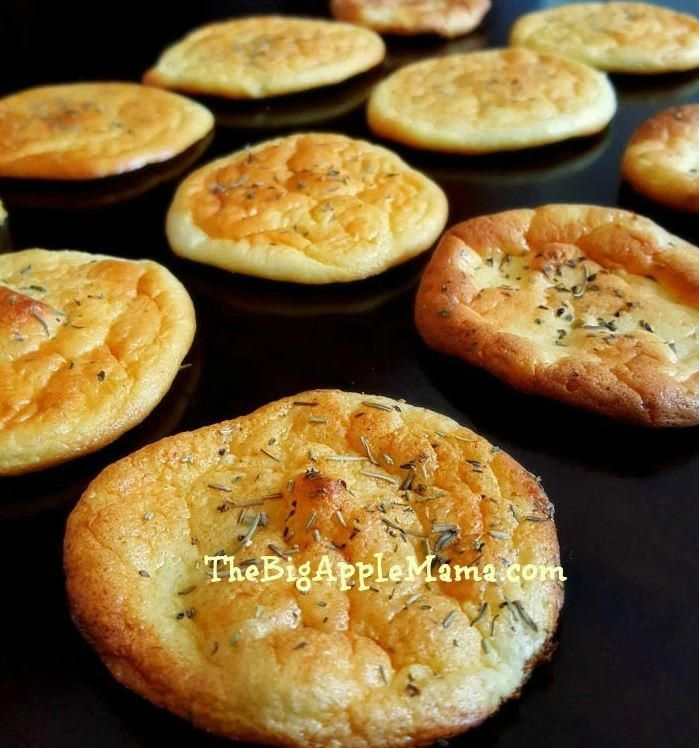 Gluten Free Cloud Bread Recipe   This gluten free bread recipe only calls for three ingredients.