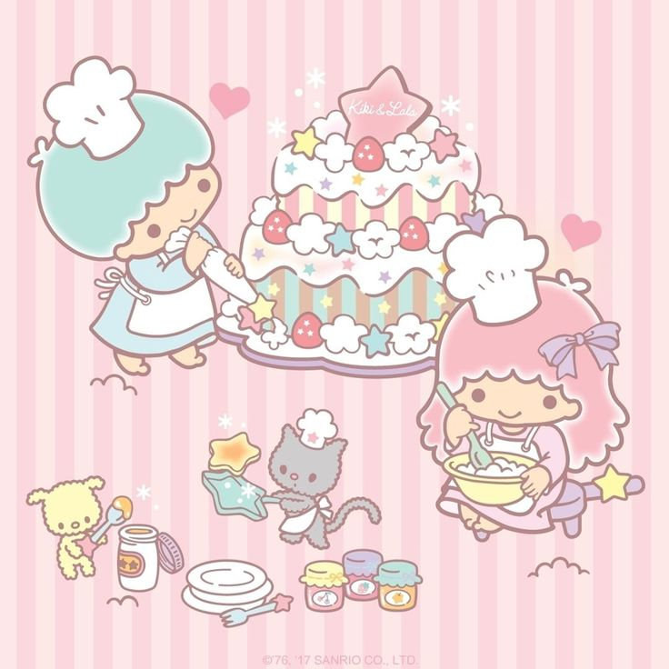 "13.1 mil Me gusta, 100 comentarios - Sanrio (@sanrio) en Instagram: ""#HappyBirthday to you, Happy Birthday to you, Happy Birthday to Kiki and Lala, Happy Birthday to…"""