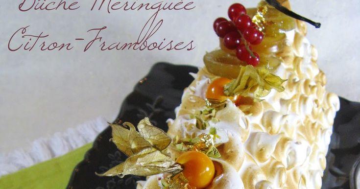Tout le monde a tellement apprécié ma bûche Pistache, Citron-Framboises  faite à l'occasion du repas de Noël, qu'on m'a réclamé la mêm...