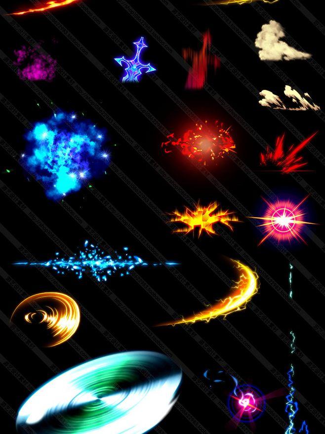 游戏美术资料素材/3300多套横版游戏技...