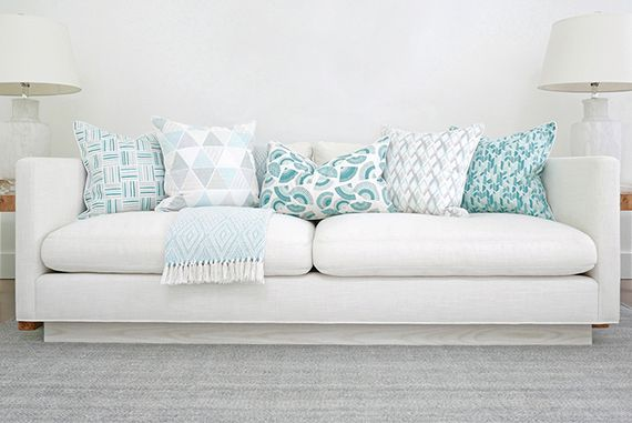 The Harbour Collection has arrived! Shop my NEW home textiles collection online…