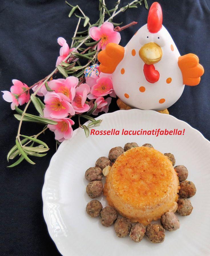 Mtc 65 Sartù di riso Rossella lacucinatifabella!