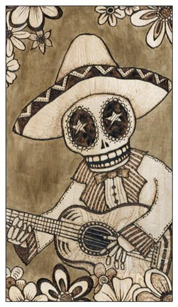 Approx 2 X 3 25 In Vinyl Magnet Day Of The Dead Sugar Skull Design Original Art Reproduction All Artw With Images Day Of The Dead Drawing Art Day Of The Dead Artwork