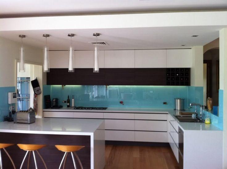 Image result for sharknose kitchen cabinets