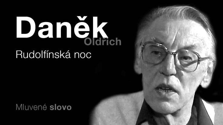 MLUVENÉ SLOVO - Daněk, Oldřich: Rudolfínská noc