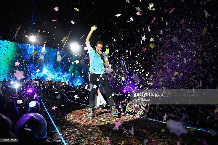 Coldplay en concierto: A head full of dreams tour 2016