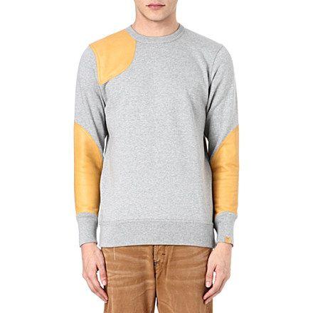 G-Star Overbuilt round-neck sweatshirt