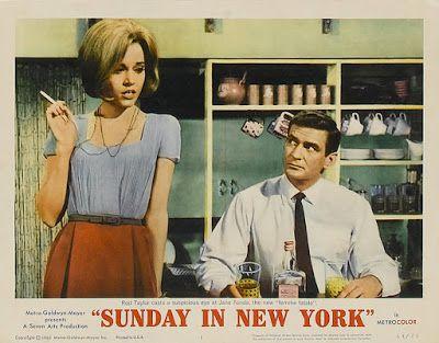 Βίντεο Με Συμβουλές Στυλ Διακόσμησης Μόδας Από Κλασικές Ταινίες Του Κινηματογράφου   Sunday In New York 1963