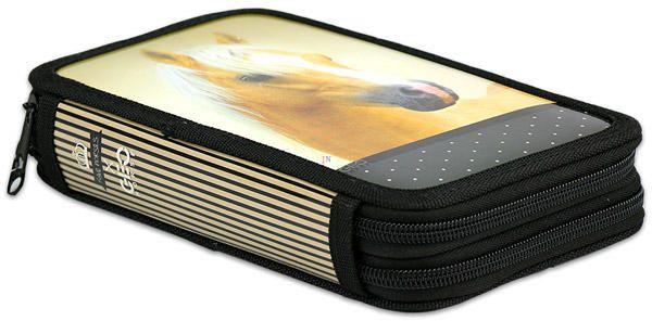 Vásárlás: Lizzy Card GEO - Barna lovas 2 emeletes tolltartó (16343104) Tolltartó árak összehasonlítása, GEO Barna lovas 2 emeletes tolltartó 16343104 boltok