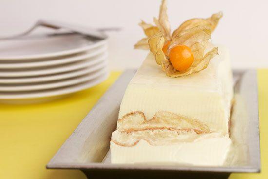 La cuina violeta: Trifle de llimona amb coca de Perafort
