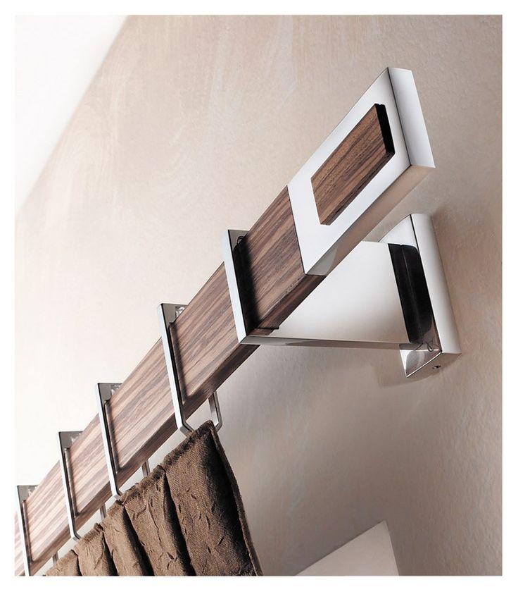 http://www.artofinteriors.co.uk -- Luxuries Italian Casa Valentina rods #SalonsInterija #curtains #rods #poles #rails Designer Fabrics & Wallcoverings, Upholstary Fabrics