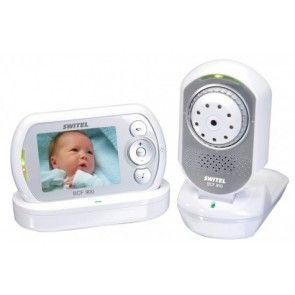 "Switel Digital Baby Video Monitor 3.5"""