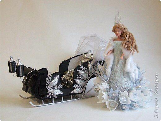 Игра конкурс Свит-дизайн Новый год Моделирование конструирование Кукла в образе Снегурочки Присланные работы Игра в свите Продукты пищевые фото 37