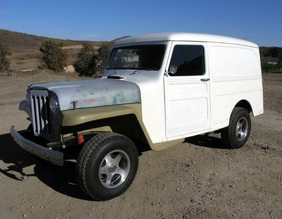 62 Best Images About Willys Delivery On Pinterest Jeep