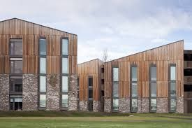 Royal veterinary college - London - Architects Hawkins- Brown / student accomodation