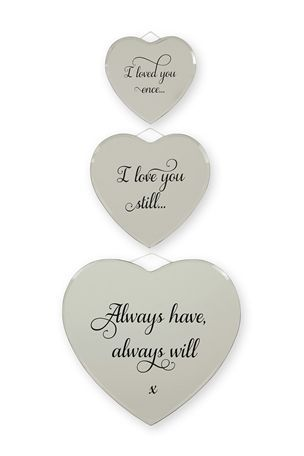 Sentiment Mirrors Set Of 3 by Next