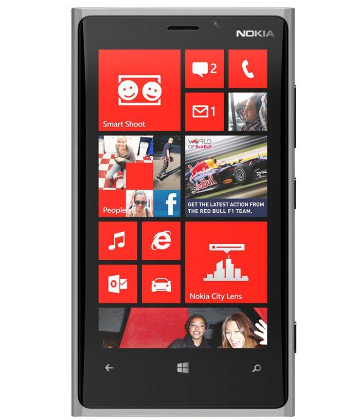 Nokia Lumia 920 Cinza Seminovo Bom Nokia Lumia 920 Cinza Seminovo Bom mais barato no TrocaFone com desconto!. Por apenas 379.05