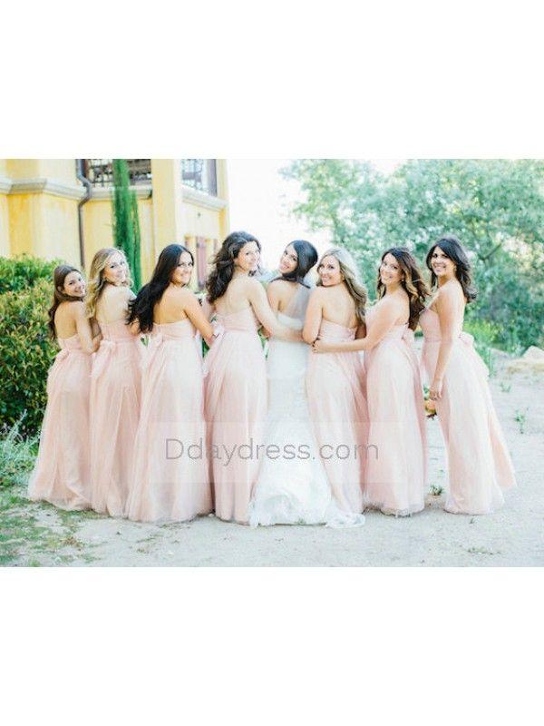 83 besten Bridesmaid dresses Bilder auf Pinterest | Brautjungfern ...