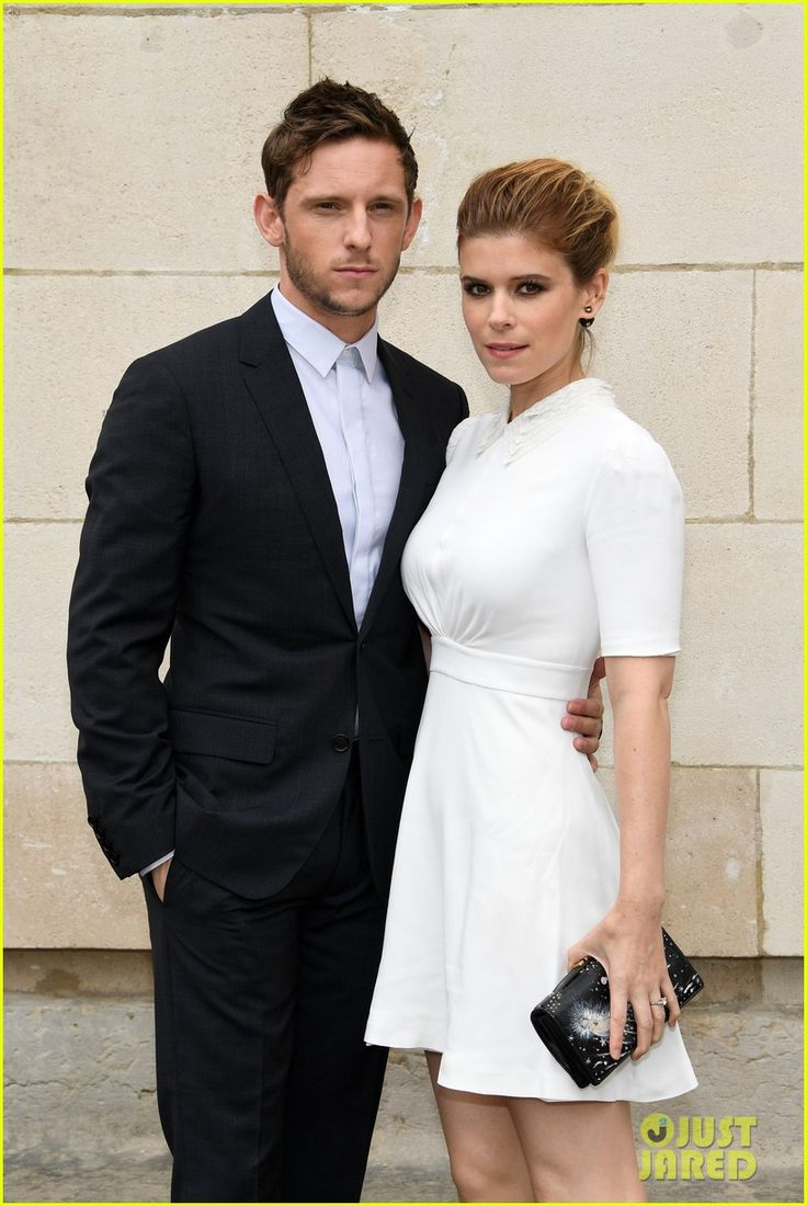 Jamie Bell Says Fiancee Kate Mara Slays at Dior Homme Show!
