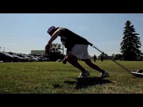 Claude Giroux & Tony Greco - Train Like A Freak! Off Ice Training - YouTube