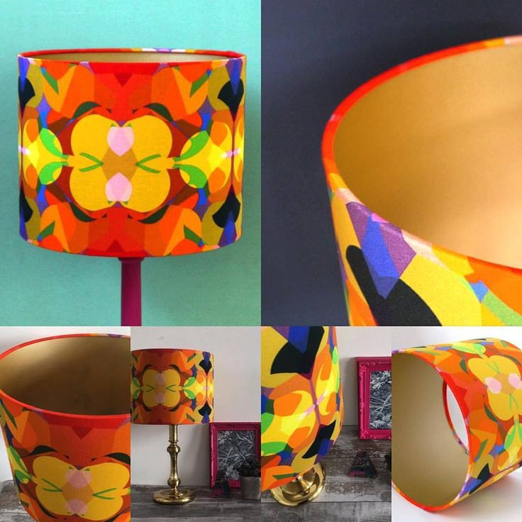 "I sell this ""Funky"" lampshade through UK based Scarlet & Fern - http://scarletandfern.co.uk/product/funky/"