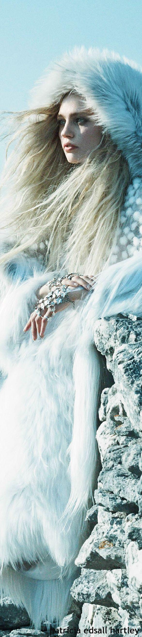 Sasha Pivovarova - Vogue 2014