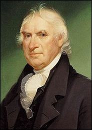 #4 George Clinton (1805-1812) served under Jefferson and Madison