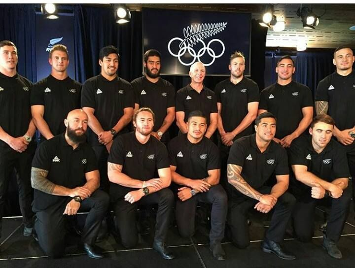 NEW ZEALAND 7S SQUAD FOR RIO NAMED Scott Curry (captain) (Bay of Plenty) Sam Dickson (Canterbury) DJ Forbes (Counties Manukau) Akira Ioane (Auckland) Rieko Ioane (Auckland) Gillies Kaka (Hawke's Bay) Tim Mikkelson (Waikato) Augustine Pulu (Counties Manukau) Teddy Stanaway (Bay of Plenty) Regan Ware (Waikato) Joe Webber (Waikato) Sonny Bill Williams (Counties Manukau)