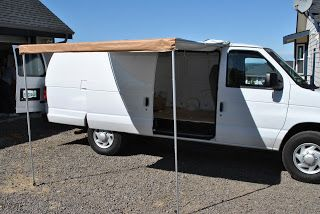This shows you how we converted an empty cargo van into a camper for our own use. We have since sold the van and moved up to a 23' RV.