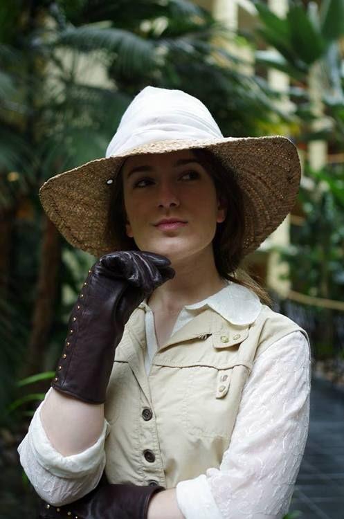 adele blanc-sec costume - Google Search