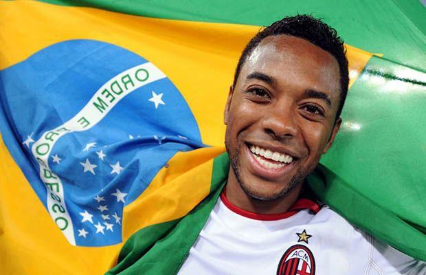 Flamengo desiste de contratar Robinho