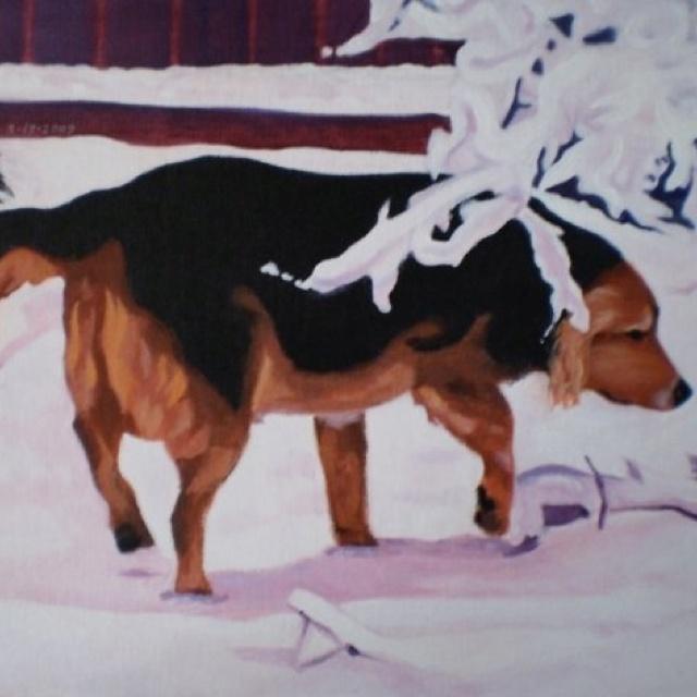 More of Sadie, by R. Mike Nichols, Riverside, CA