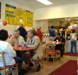 The Cheese Steak Shop opened their first store in 1982 in San Francisco and we sure are glad they opened up shop in the Nut Tree in Vacaville! Grab a stamp card when you visit because you will definitely be back for more (and don't forget Tuesday is double stamp day!).