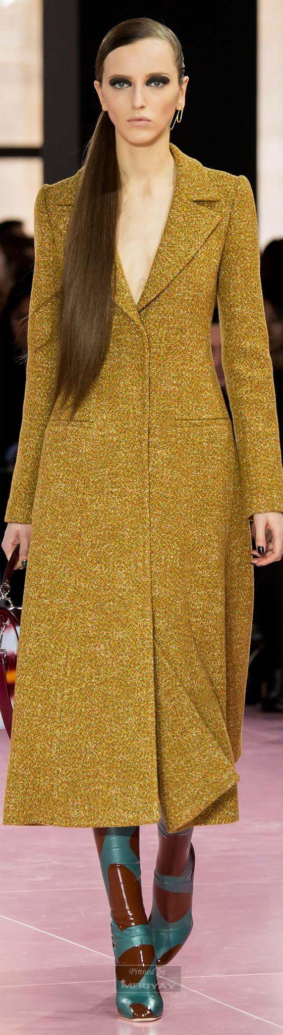 Christian Dior.Fall 2015.