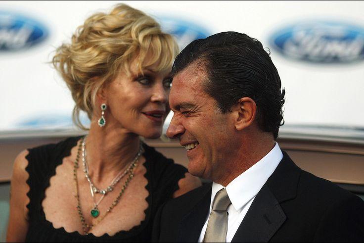 Antonio Banderas et Melanie Griffith
