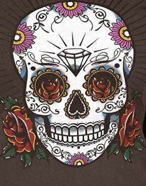 tete de mort mexicaine - Recherche Google