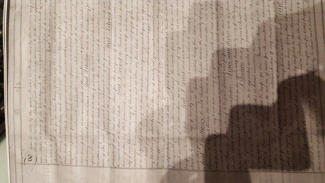 Page 2 of Benjamin Thomas Hodgson wiĺl