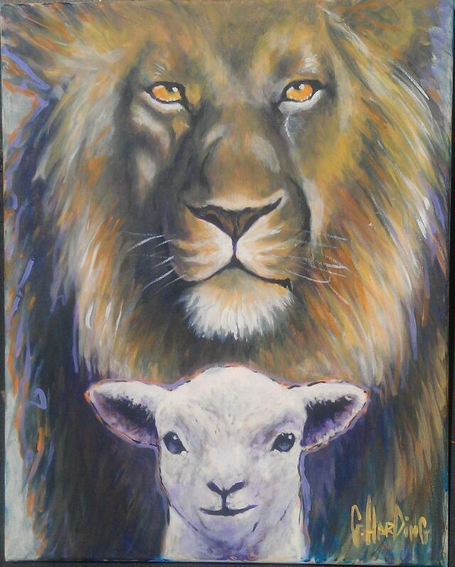 110 Best Lion And Lambs Images On Pinterest Lion And
