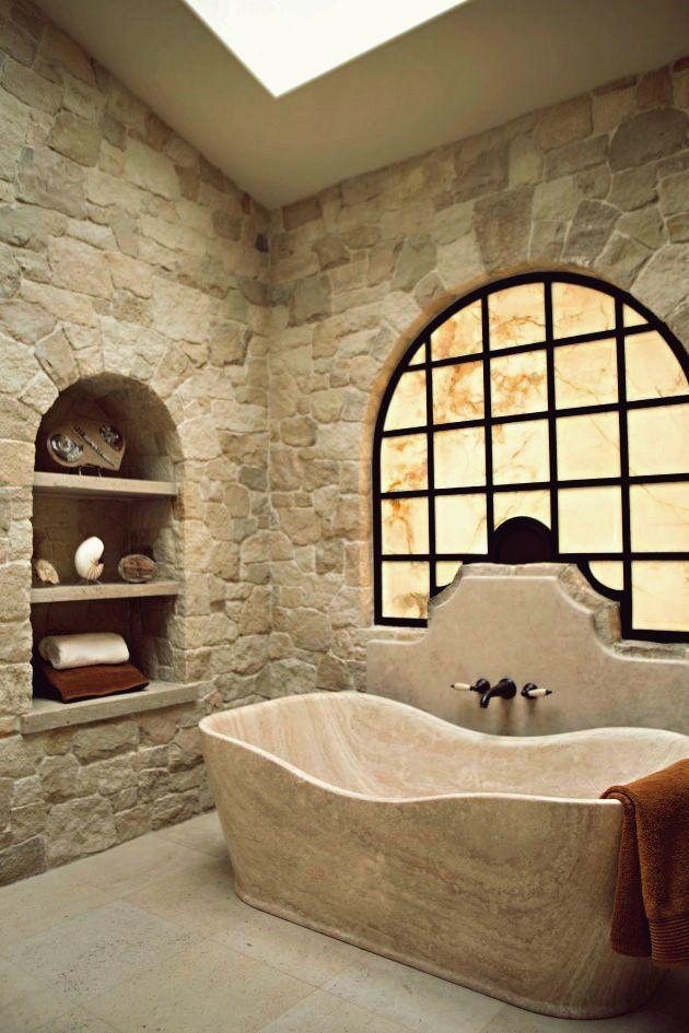 20 Bezaubernde Mediterrane Badezimmer Designs Die Sie Sehen