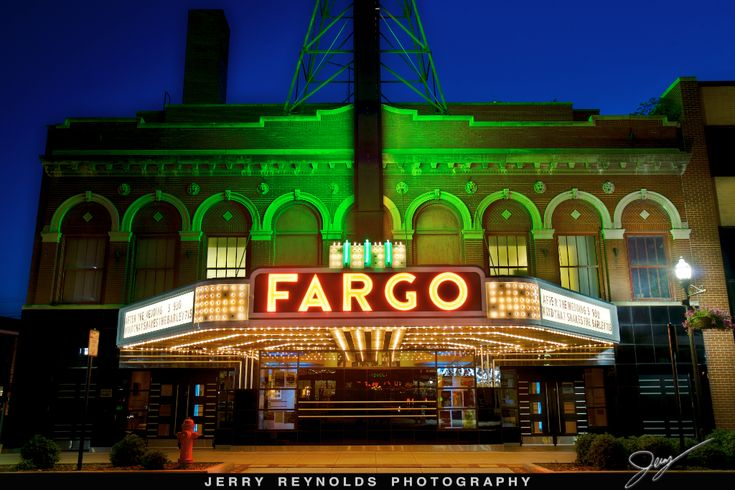 Historic Fargo Theatre Concerts Here Are Intimate And